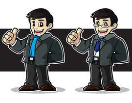 #90 untuk Illustrate Something Caricature/Cartoon for Business Help Page oleh MyPrints