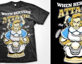 #25 para WHEN SERVERS ATTACK por bamz23