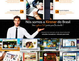 #1 untuk Crie um Website for AgenciaK oleh marcelocintraa