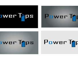 #27 for Rework a logo for PowerTips by shees93