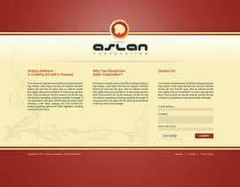 nº 12 pour Graphic Design for Aslan Corporation par Zveki