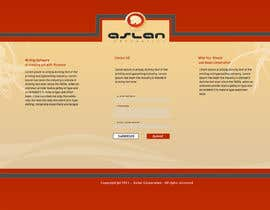 #31 para Graphic Design for Aslan Corporation por Smartdotsteam