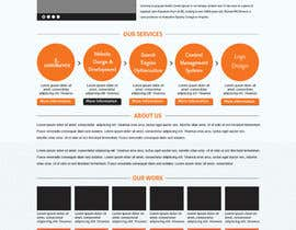 #8 for Design a Website Mockup for Trice Web Development by gravitygraphics7