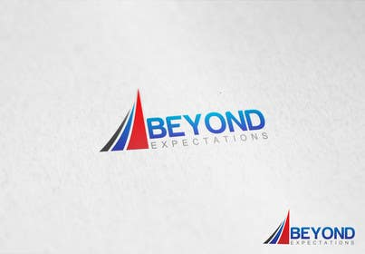 "#479 for Design a Logo for ""Beyond Expectations"" Co. af TALHAZUBAIR123"