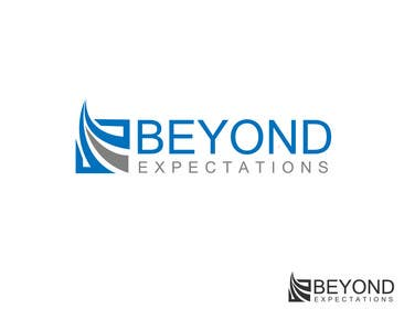 "#523 for Design a Logo for ""Beyond Expectations"" Co. af TALHAZUBAIR123"