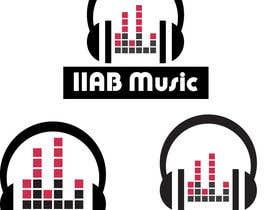 Gnaiber tarafından Design a Logo for a music promotion platform için no 14