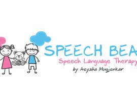 #43 untuk Design a Logo for Speech Bear oleh nomib