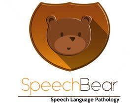 #41 untuk Design a Logo for Speech Bear oleh PodobnikDesign