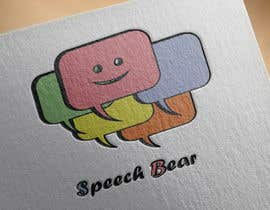 #20 cho Design a Logo for Speech Bear bởi seddikdz