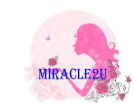 #22 for Design a Logo for miracle2u af kashi189