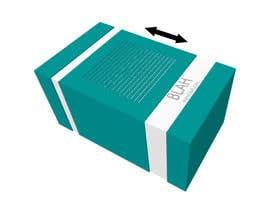 #4 cho Create a shipping box with more than just the name! bởi arhitekta