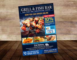 #46 cho Design a Flyer for Restaurant bởi MMmahesh