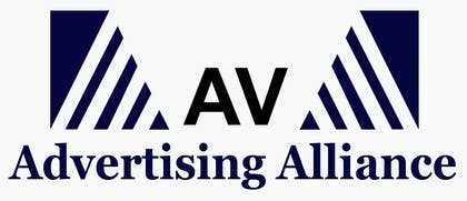#17 for Design logo for AV Advertising Alliance af elfiword