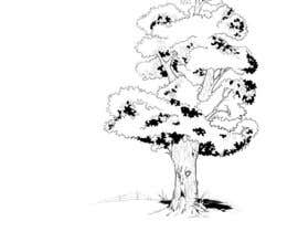 #14 para Pen and ink tree character por nufo
