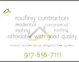 #1 for Design a Flyer for Small Construction Company by mapleangelscity