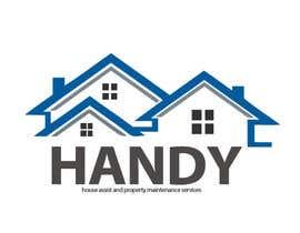 #41 para Design a Logo for HANDY por trcoolmec