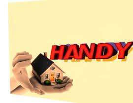 #128 para Design a Logo for HANDY por diegoedson