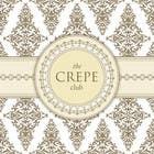 Graphic Design Inscrição do Concurso Nº60 para Design a Logo for The Crêpe Club + cart design