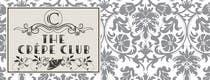 Graphic Design Inscrição do Concurso Nº66 para Design a Logo for The Crêpe Club + cart design