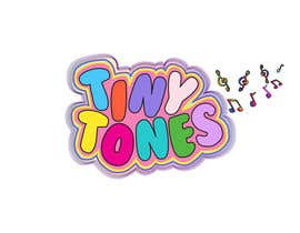 #92 para Design a Logo for Tiny Tones por mjmnuzrin