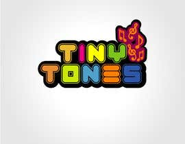 #98 para Design a Logo for Tiny Tones por n24