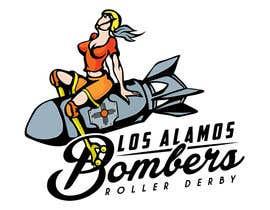 #13 untuk Roller Derby Girl illustration oleh Ferrignoadv