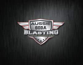 #54 untuk Design a Logo for 'Aussie Soda Blasting' oleh ASHERZZ