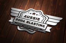 Graphic Design-kilpailutyö nro 34 kilpailussa Design a Logo for 'Aussie Soda Blasting'