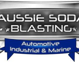 #64 for Design a Logo for 'Aussie Soda Blasting' af attilamuinsky