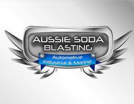 #65 for Design a Logo for 'Aussie Soda Blasting' af attilamuinsky