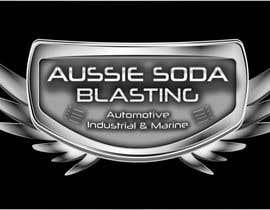 #66 for Design a Logo for 'Aussie Soda Blasting' af attilamuinsky