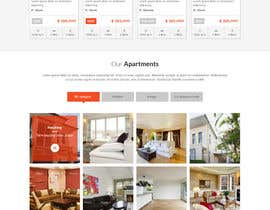 #4 cho new website screendesign for real estate company bởi massoftware