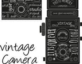 #30 untuk Illustrate A Wall Art Piece Featuring A Camera! oleh eko240