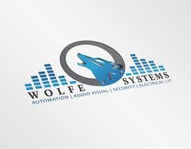 #598 for Develop a Corporate Identity for Wolfe Systems af junoon1252