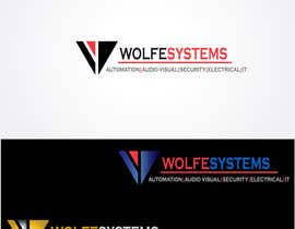 #592 for Develop a Corporate Identity for Wolfe Systems af salman00