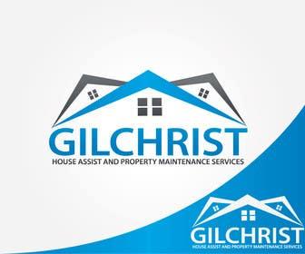 #124 for Design a Logo for GILCHRIST af alikarovaliya