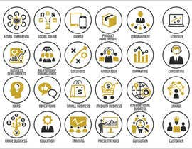 #3 untuk Design some Icons for The Strategic Consultancy Group oleh NikWB