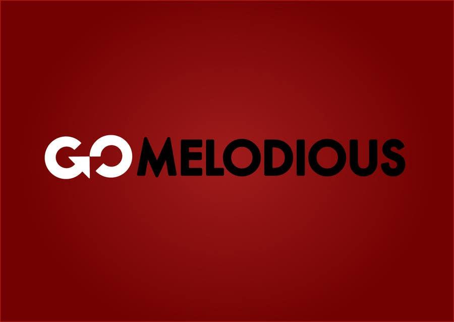Kilpailutyö #30 kilpailussa Design a Logo for GoMelodious