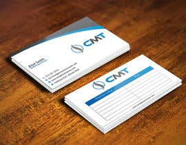#18 cho Design Business Card for CMT bởi gohardecent