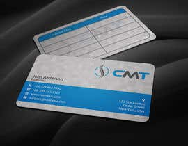 #6 cho Design Business Card for CMT bởi anikush