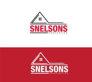 Nro 18 kilpailuun Design a Logo for Snelsons Properties käyttäjältä TALHAZUBAIR123