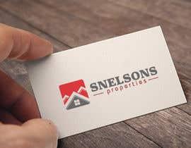 Nro 125 kilpailuun Design a Logo for Snelsons Properties käyttäjältä blueeyes00099