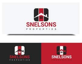 #117 untuk Design a Logo for Snelsons Properties oleh ziarahmanZR