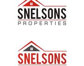 Nro 17 kilpailuun Design a Logo for Snelsons Properties käyttäjältä primavaradin07