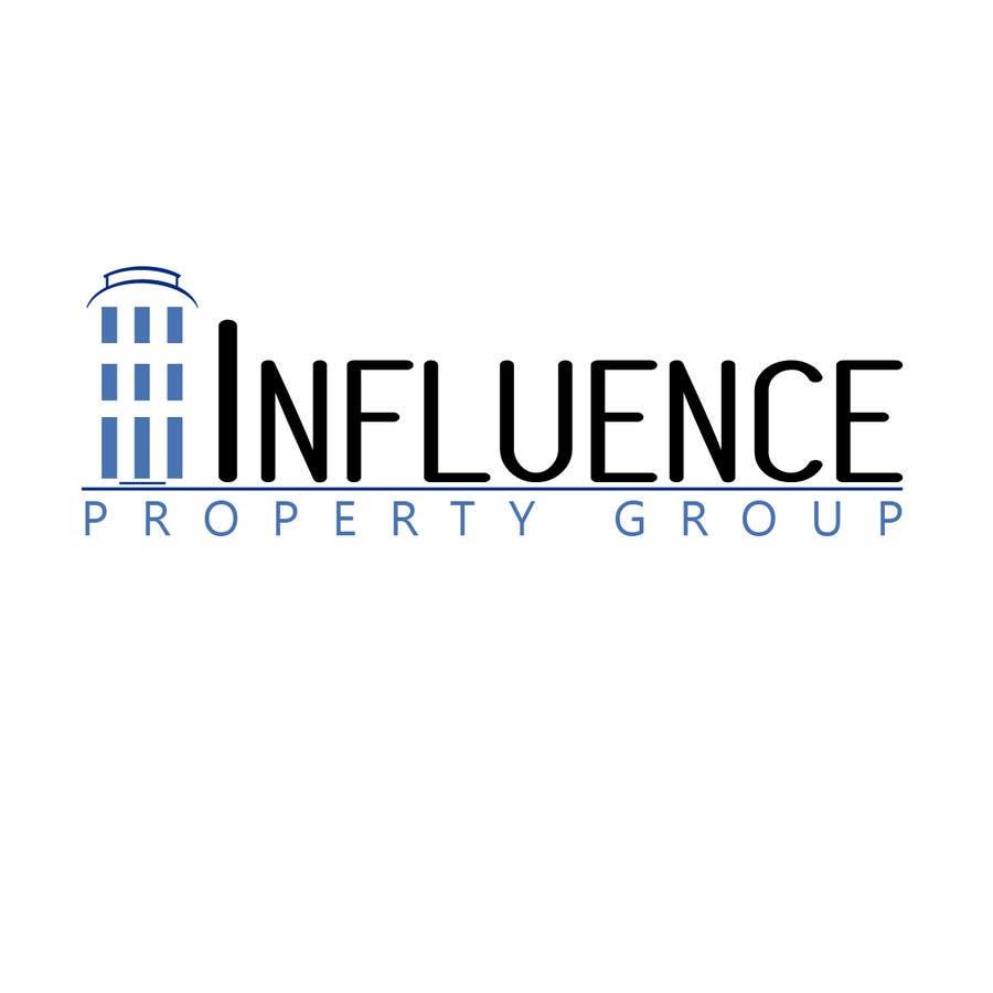 Penyertaan Peraduan #62 untuk Design a Logo for Influence Property Group