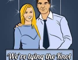 akalyanpurkar tarafından Cartoon wedding couple için no 16