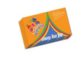 #21 para Design some Business Cards for Bounce Bonanza por KhawarAbbaskhan