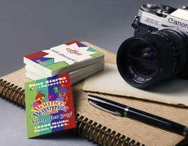 #32 para Design some Business Cards for Bounce Bonanza por jeetchanay