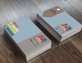#41 untuk Design some Business Cards for Bounce Bonanza oleh novembrisch