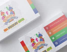 #38 untuk Design some Business Cards for Bounce Bonanza oleh AshoxDz
